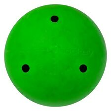 NEW Smart Hockey Stick Handling Off Ice Training Ball Official Puck Weight Green