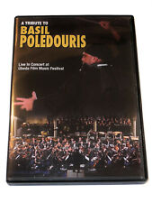 A Tribute To BASIL POLEDOURIS Live Concert At Ubeda Film Music Festival DVD