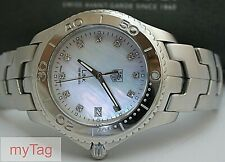 TAG Heuer  Mens Diamond Link Quartz watch WJ1114