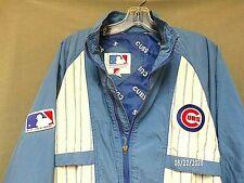 "New listing Vintage Chicago Cubs Baseball Jacket ""Turbo Sportswear"" Men's Size Medium"