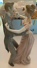 Authentic - Lladro Figurine - Anniversary Waltz - #1372 (Retired Piece)