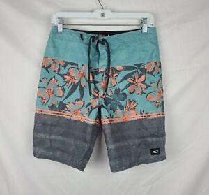 O'Neill Men's Floral Printed Board Shorts sz 28