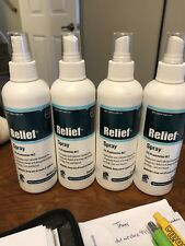 Bayer Relief 1% Pramoxine HCI Spray (4 Pack)