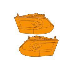 🔥Mopar Set Left & Right Halogen Headlight for Dodge Ram 1500 2500 3500 13-15🔥
