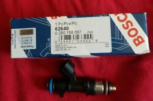 Bosch For Nissan Frontier 2005-2019 62640 Fuel Injector