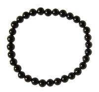SCHUNGIT Edelstein-Armband / SHUNGITE Bracelet D548