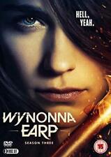 Wynonna Earp Season 3 [Official UK Release] [DVD]