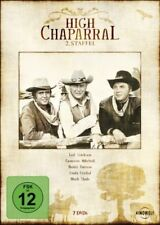 High Chaparral - 2. Staffel season - Leif Erickson Cameron Mitchell 7x DVD