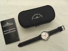 ETA 2893-2 Zeno Watch Basel Automatik GMT Herrenarmbanduhr Magellano