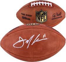 Julian Edelman NFL New England Patriots Autographed Duke Pro Football