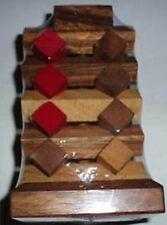 Lumberjack wood brain teaser Puzzle  wooden