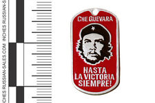 COMMUNIST ANTIGLOBALIST  SOVIET  DOG TAG  CHE  GUEVARA REVOLUTION  CUBA  PENDANT