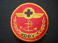 """VC Air Force AIRMOBILE MEDICAL UNIT """"KDDV"""" Vietnam War Patch"""