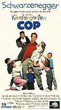 Kindergarten Cop (VHS, 1991)