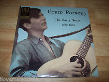 NEW Gram Parsons AUDIOPHILE The Early Years 1963-1965 LIMITED EDITION 180 gram