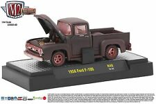 1:64 M2 Machines *AUTO-PROJECTS 40* 1956 Ford F-100 Pickup Truck *NIB*