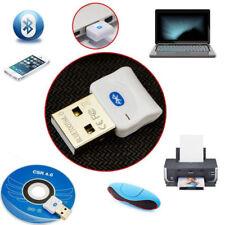 Dongle Adaptador Inalambrico Bluetooth Dual Mode CSR4.0 Mini USB V4.0 USB 2.0