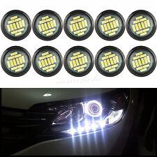 10X 15W Eagle Eye Auto 12 LED Rock Daytime Reverse Backup Parking Signal Light