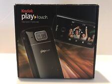Kodak PlayTouch Zi10 Social Media Camera Touch Screen Camcorder 1080p