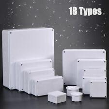 Boite de Derivation Etanche Batiment IP55 Projet Boîte de Dérivation Plastique
