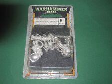 WARHAMMER 40K CHAOS SPACE MARINE TERMINATOR MIT SCHWEREM FLAMMENWERFER OVP