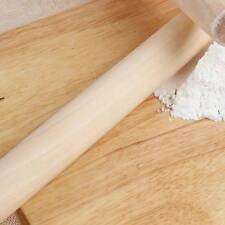 1PC Rolling Pins Dough Pastry Roller Wooden Handle Baking Tools Kitchen