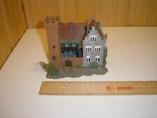 Faller Spur H0 29201 Burg, Fachwerkhaus , Turm ,Aussichtsturm - gebaut
