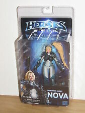 Neca Blizzard Heroes of the Storm Starcraft Dominion Ghost Nova Terra MOSC MOC