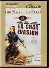 cine platinum classic: LA GRAN EVASIÓN con Steve McQueen. Edición de diarios