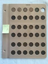 1857 1858 Flying Eagle-Indian Head Cent Collection (35 Coins) (170624-GA)