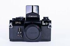 Canon F-1 F1 Lake Placid mit Speed Finder, Sammlung Prüfert