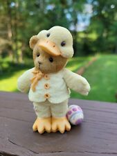2006 Spring Cherished Teddies Brendan May Your Easter Be Just Ducky 4007330