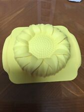 Silicone Sunflower mold