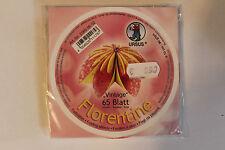 Faltblätter Florentine Vintage 02; 65 Blatt D: 10 cm 80 g/qm