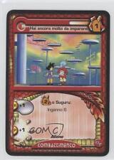 1998 Dragon Ball GT Italian #NoN Hai ancora molto da imparare Gaming Card 8b6
