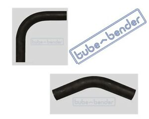 """1.75"""" (44.45mm) OD Cold Drawn Seamless CDS Steel Tube Roll Cage Bend 60 Degree"""