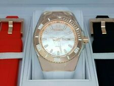 Authentic Original Technomarine  115375 Cruise Rosegold mens womens unisex watch