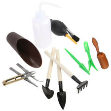 13pcs Miniature Hand Garden Scissor Succulent Shovel Gardening Tools Planting