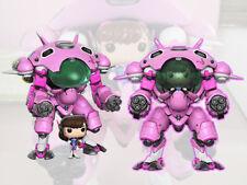 Funko 177 Pop Games: Overwatch D.va & Hana Song Mecha Meka Figurine