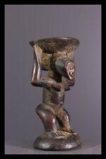 SONGYE FIGURE AFRICAN TRIBAL ART AFRICAIN ARTE AFRICANA AFRIKANISCHE KUNST **