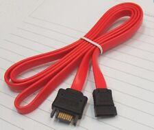 "Serial ATA/SATA 7pin data Extension Male~Female 40""inch long Cable/Cord $SH DISC"