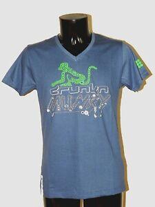 Discount 50% DRUNKNMUNKY T-Shirt V-Neck T-Shirt short Sleeve Monkey Jersey