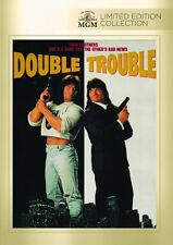DOUBLE TROUBLE DVD (1991) - EL BÁRBARO Brothers, John PARAGON