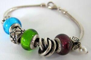 LOVELINKS Sterling Silver Bracelet with Charms