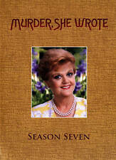 MURDER SHE WROTE - THE COMPLETE SEVENTH SEASON DVD