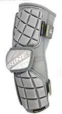 New listing NWT Brine Lacrosse Arm Guards - CEAG17 Clutch Elite, Medium, Grey