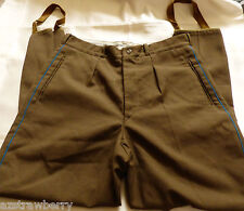 USSR VTG 1976 Soviet Russian Military army Galife Trousers pants to wear w boots