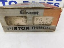 "Austin A30 & Morris Minor   Piston Rings +.030"" 4-ring  1953-1956"