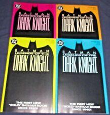 BATMAN LEGENDS OF THE DARK KNIGHT #1 (NM) All 4 Covers! DC Comics 1989