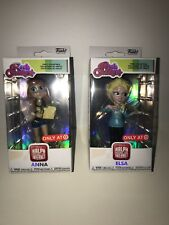 Funko Rock Candy Anna & Elsa Target Exclusive Wreck It Ralph